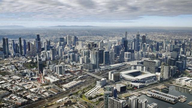 Kasus Corona Melonjak Lagi, Melbourne Kembali Lockdown 6 Pekan (985755)