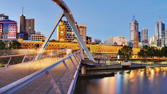 Kasus Corona Melonjak Lagi, Melbourne Kembali Lockdown 6 Pekan (985757)