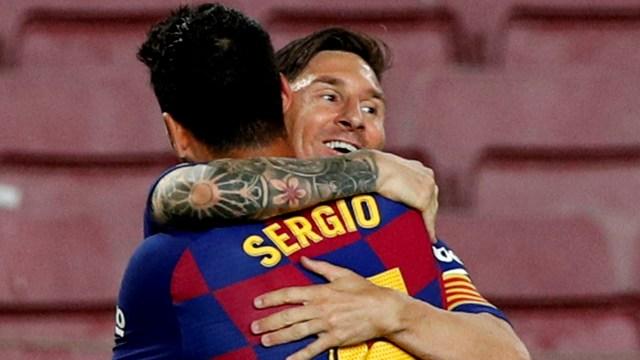 Sergio Busquets: Barcelona Bakal Kesulitan Memenangi La Liga (5467)