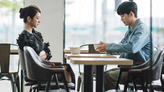 Intip Proses Pembuatan Animasi dalam Drama Korea 'It's Okay To Not Be Okay' (377159)