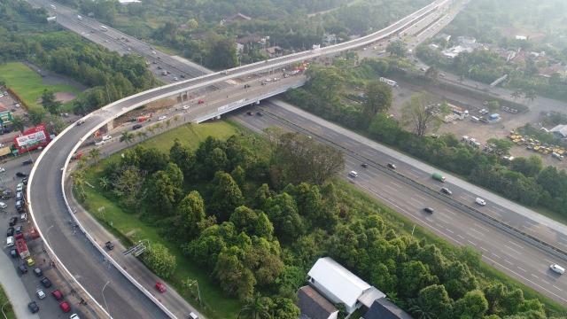 Simpang Susun Sentul Selatan di Tol Jagorawi Mulai Beroperasi Sabtu Besok (102)