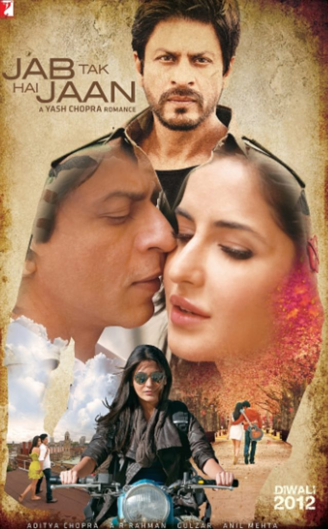 Sinopsis Film Jab Tak Hai Jaan, Tayang Siang Ini di Mega Bollywood Trans 7 (10154)