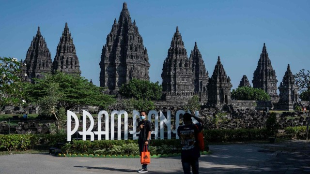Pemerintah Genjot Rencana Induk Pariwisata Borobudur-Prambanan (633619)