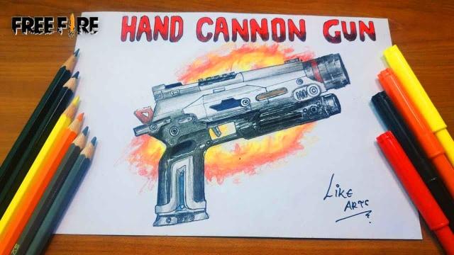 5 Senjata Free Fire Ff Berdesain Futuristik Kumparan Com