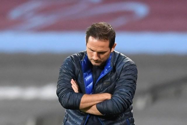 Frank Lampard: Kepa Blunder, Satu Tim Chelsea Ikut Tanggung Jawab (89604)