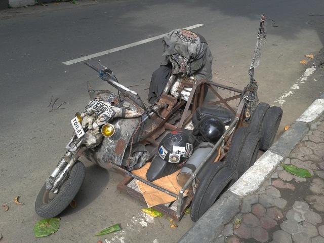 Mengenal Konsep Modifikasi 'Rat Bike' atau Motor Tikus (1042727)
