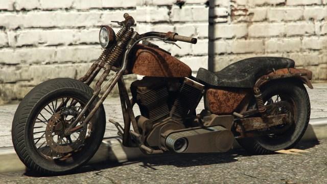 Mengenal Konsep Modifikasi 'Rat Bike' atau Motor Tikus (1042728)