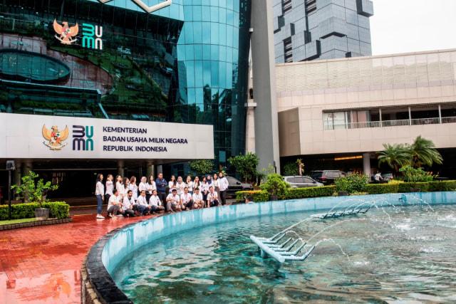 Kementerian BUMN Angkat Ulin Yusron Jadi Komisaris Independen ITDC (33130)