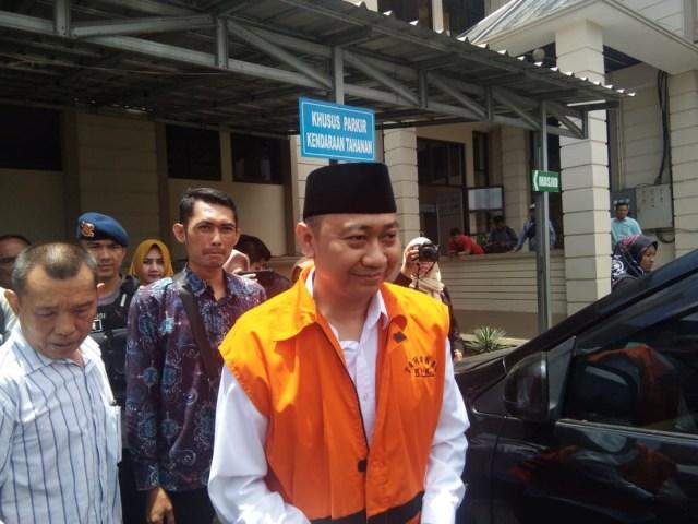 Bupati Lampung Utara Divonis 7 Tahun Penjara dan Wajib Bayar Rp 74 Miliar (76917)