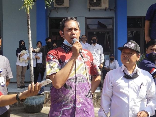Hadiri Aksi Damai III, Ketua Yayasan Uniba Surakarta Siap Mundur (1218357)