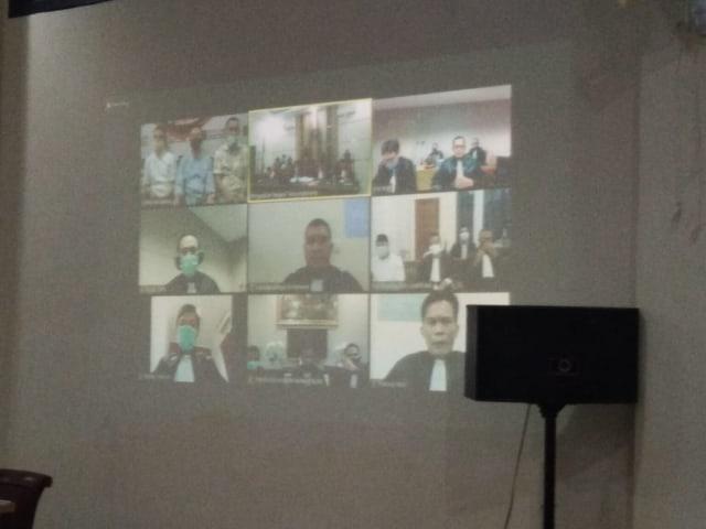 Kadis PUPR Lampung Utara Divonis 5 Tahun Penjara dan Wajib Bayar UP Rp 2 Miliar (48508)