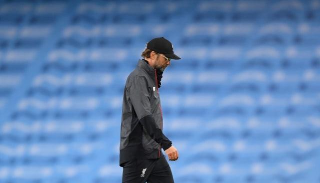Chelsea vs Liverpool: Momen Klopp Kesal Ada yang Rayakan Kartu Merah Christensen (99831)