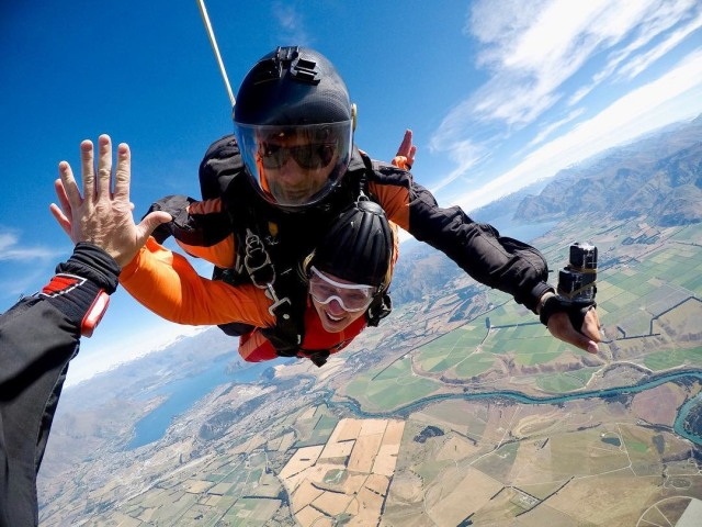Tragis, Skydiver di Australia Barat Tewas Setelah Parasutnya Tidak Terbuka (483003)