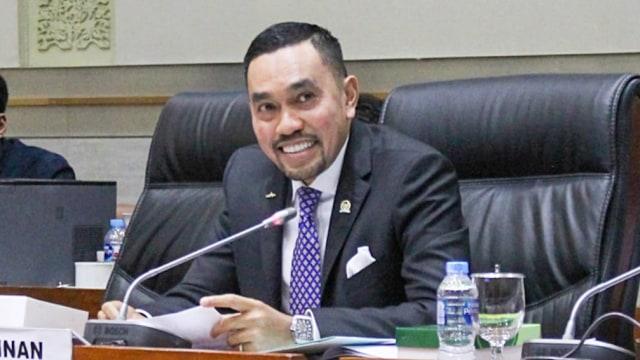 NasDem: Polri Harus Bongkar Dalang Demo Ricuh Omnibus Law  (109607)