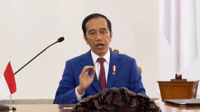 Tol Trans Sumatera Butuh Rp 476 T, Jokowi Minta Jangan Bergantung ke APBN (29320)