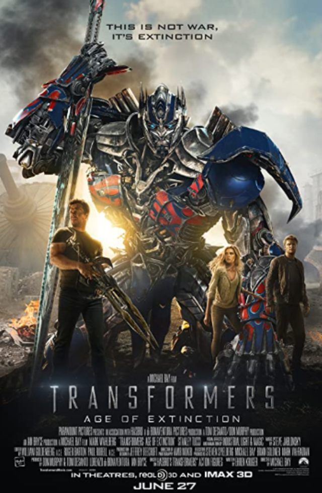 Sinopsis Film Transformers: Age of Extinction, Tayang Malam Ini di Trans TV (34288)