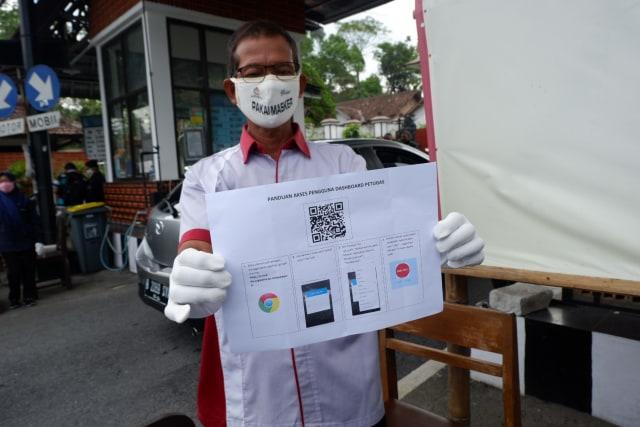 Petugas Destinasi Wisata di Yogya Mulai Beradaptasi Gunakan Aplikasi ID Digital (63190)