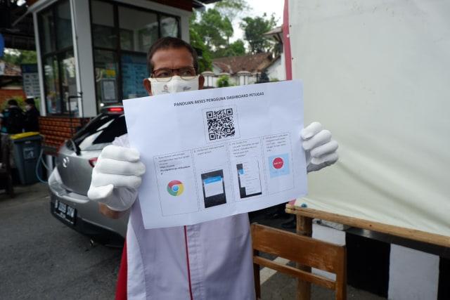 Petugas Destinasi Wisata di Yogya Mulai Beradaptasi Gunakan Aplikasi ID Digital (970546)
