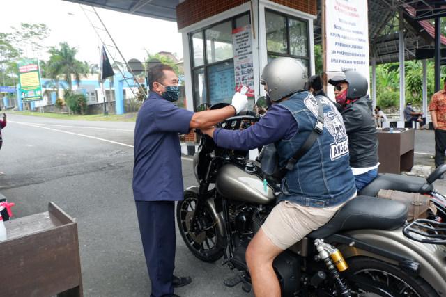 Petugas Destinasi Wisata di Yogya Mulai Beradaptasi Gunakan Aplikasi ID Digital (63189)