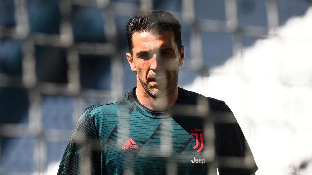 Juventus vs Torino: Kado Manis Juve untuk Gianluigi Buffon (30117)