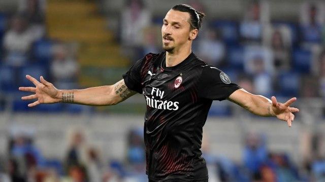Ujaran Nyeleneh Zlatan Ibrahimovic Usai Bawa AC Milan Tekuk Sampdoria (640036)