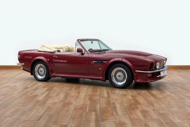 Aston Martin Bekas Dan Langka Milik David Beckham Dijual Rp 8 Miliar Kumparan Com