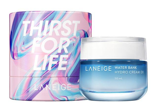 Koleksi Water Bank Essence & Cream Laneige Kini Hadir dengan Kemasan Spesial (721674)