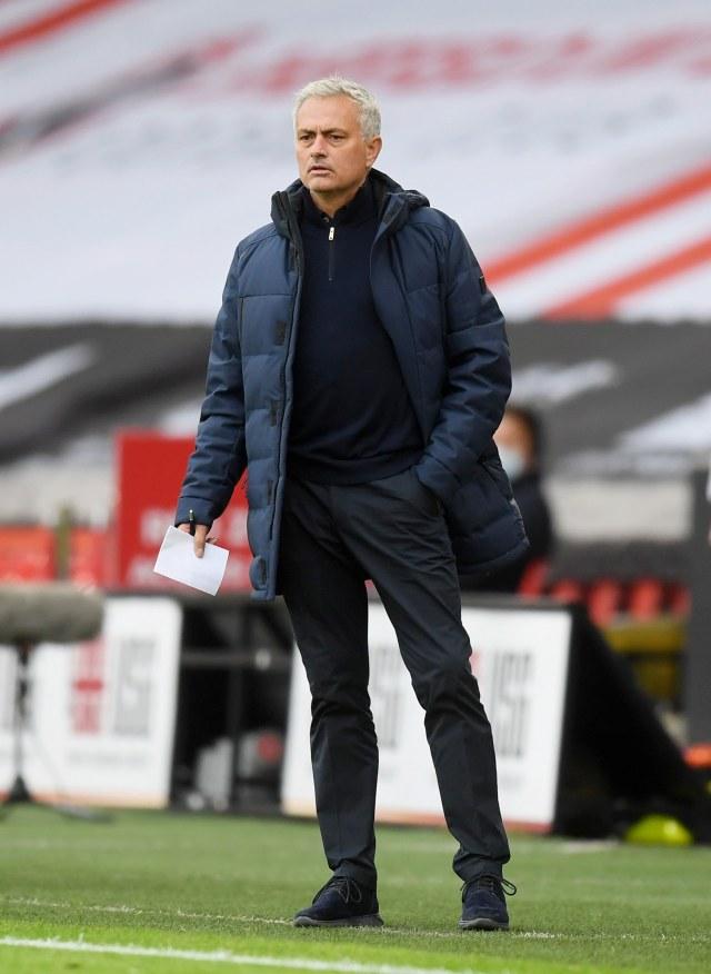 Bournemouth vs Tottenham: Lagi-lagi Jose Mourinho Salahkan VAR (542281)