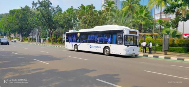 Transjakarta Uji Coba Bus Listrik, Ini Spesifikasinya (343014)