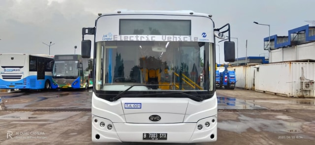 Transjakarta Uji Coba Bus Listrik, Ini Spesifikasinya (343010)