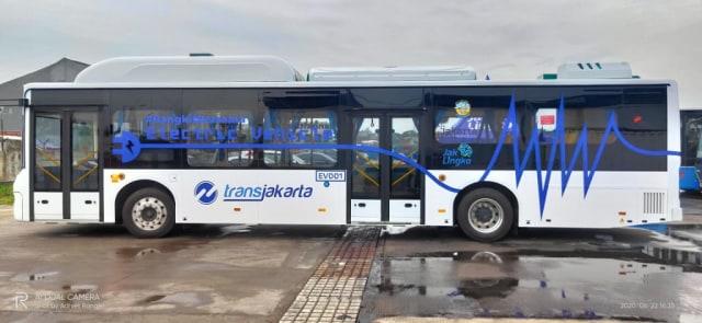 Transjakarta Uji Coba Bus Listrik, Ini Spesifikasinya (343011)