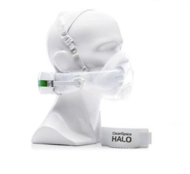 Jenis masker yang digunakan istri KSAD