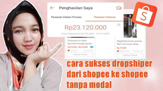 Tips Bisnis Online Lewat Aplikasi Jual Beli Shopee (359759)