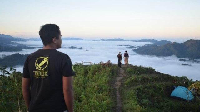 New Normal, 'Negeri di Atas Awan' Mamasa Kembali Ramai Pengunjung (440309)