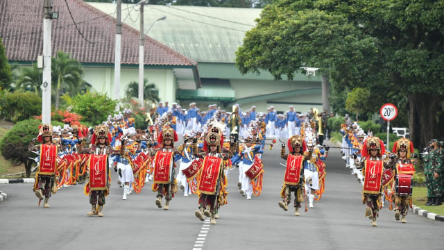 Jenderal Andika Perkasa Wisuda Taruna Akmil, Angga Andika Raih Adhi Makayasa (5)