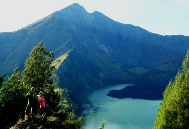 Wisata Alam TN Gunung Rinjani Dibuka, Namun Pendakian Masih Ditutup (36784)