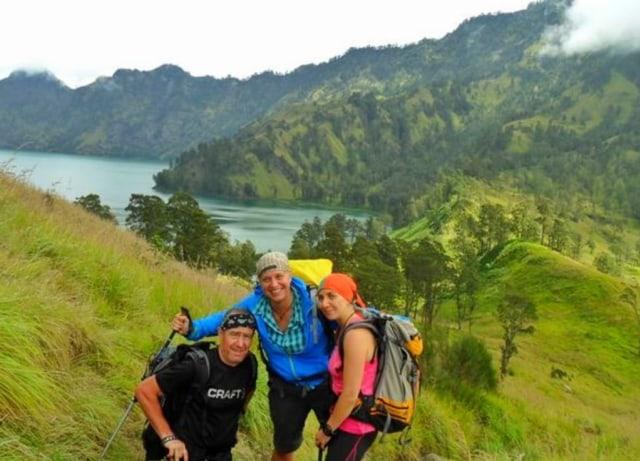 Wisata Alam TN Gunung Rinjani Dibuka, Namun Pendakian Masih Ditutup (36787)