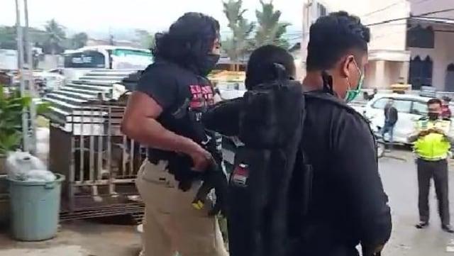 Bandar Judi Sabung Ayam di Toraja Utara yang Hina dan Ancam Polisi Ditangkap (23377)