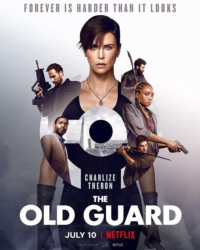 Alasan Chiwetel Ejiofor Tertarik Tampil di Film Old Guard dari Netflix (160355)