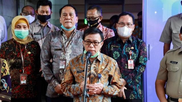Kemendagri Mediasi Kemendikbud dan Pemprov DKI, Temukan Solusi Kisruh PPDB  (1)