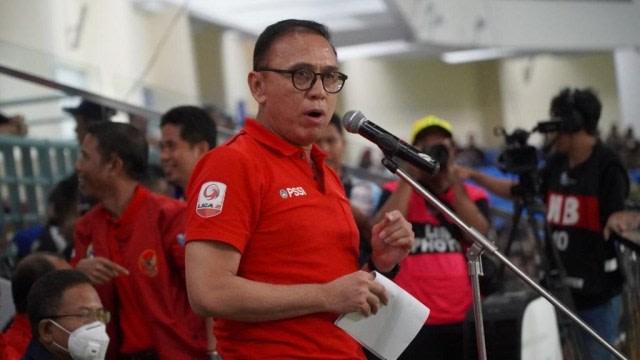 Latihan Perdana Timnas Indonesia U-16 Berjalan Lancar, Ketum PSSI Beri Apresiasi (1063299)