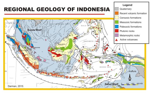 Kondisi Tektonik dan Mekanisme Gempa Jepara (41893)
