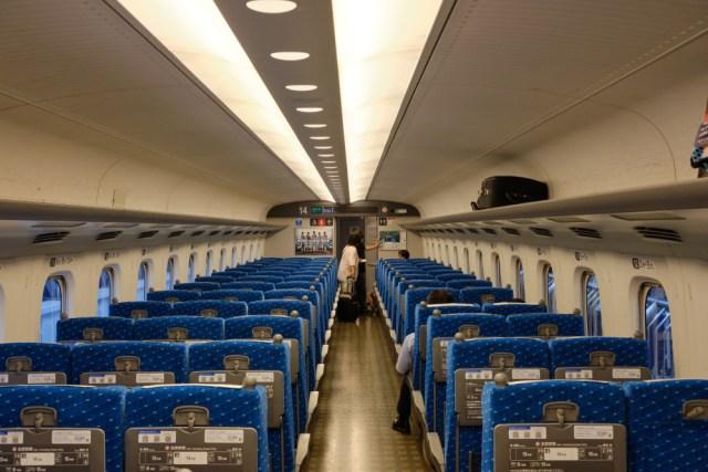 Mulas, Masinis Shinkansen Tinggalkan Kokpit Saat Kereta Melaju 150 Km Per Jam (353796)