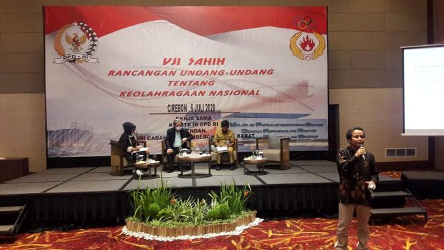 RUU Keolahragaan Nasional Diharapkan Kembalikan Hegemoni Indonesia di ASEAN (1216776)
