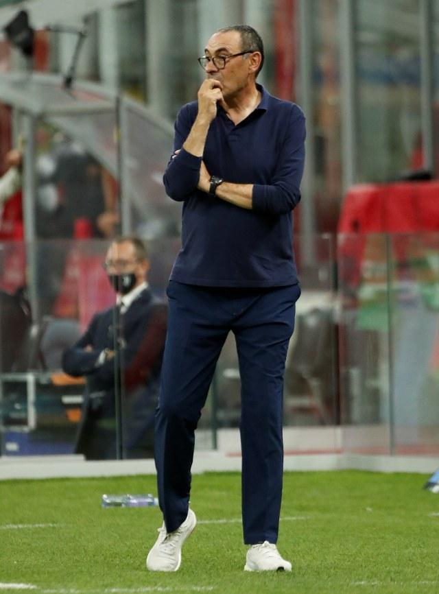 Juventus Kelelahan, Sarri Hendak Mainkan Tim U-23 di Laga Terakhir Liga Italia (215438)
