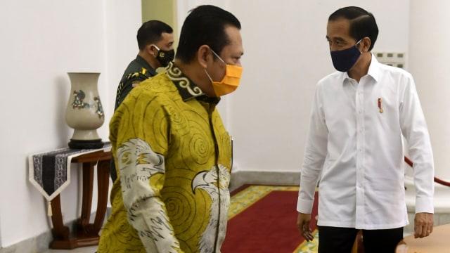 Daftar 53 Penerima Bintang Jasa Jokowi: Megawati, Fadli, Fahri, hingga Bamsoet (135543)