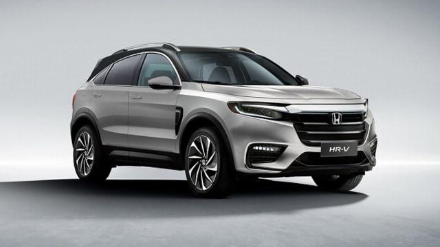 Honda HR-V Punya Varian Hybrid, Kapan Mulai Dijual di Indonesia?  (54522)