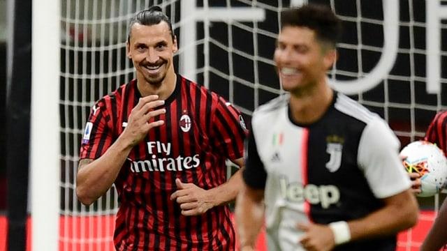 Live Streaming Juventus vs AC Milan di Liga Italia (89524)