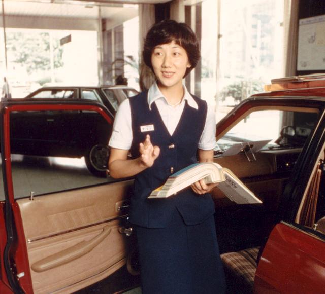 Kyoko Shimada, Desainer Mobil Nissan Perempuan Pertama di Jepang (13338)