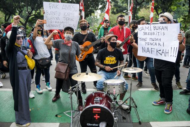Pemprov DKI Surati Pemilik Kafe Minta Berdayakan Musisi Lewat Penampilan Virtual (59862)